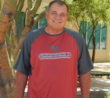 Deacon Chuck Monroe
